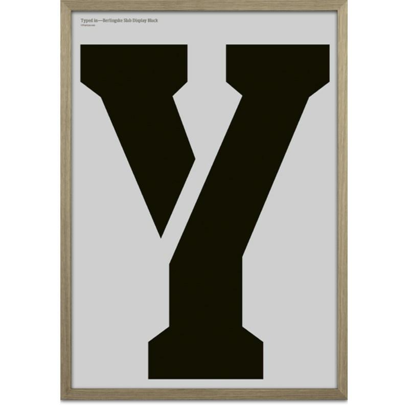 Playtype Berlingske Plakat Y