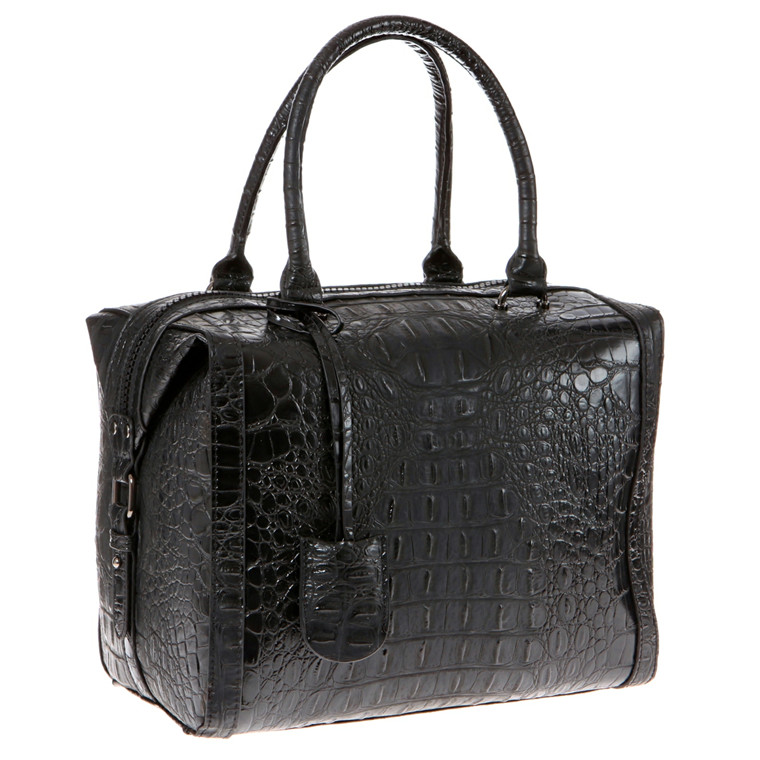 Friis & Co Malene alligator taske
