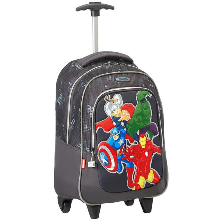 Samsonite Marvel Wonders rygsæk med hjul