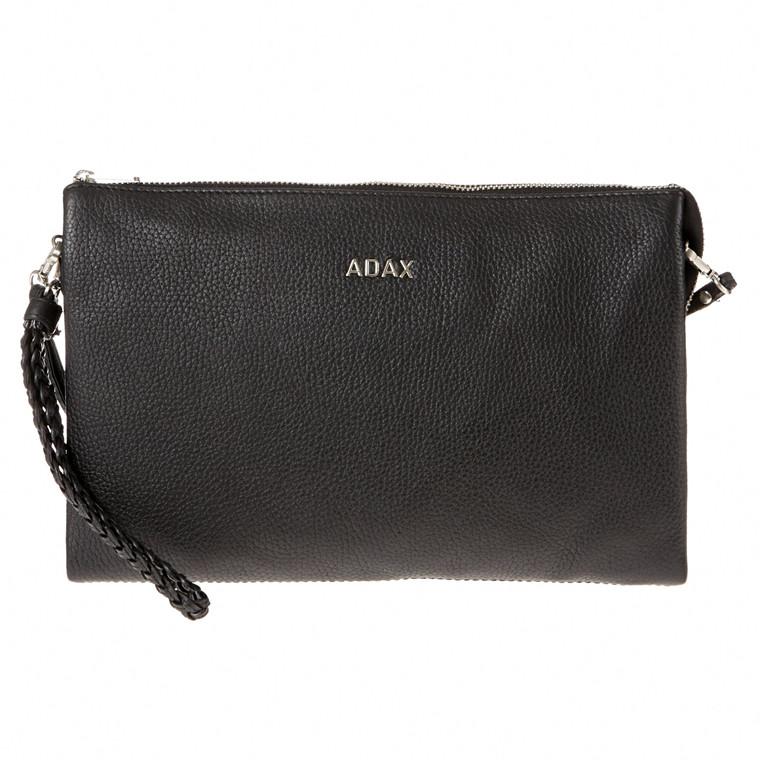 Adax Cormorano combi clutch med lynlås