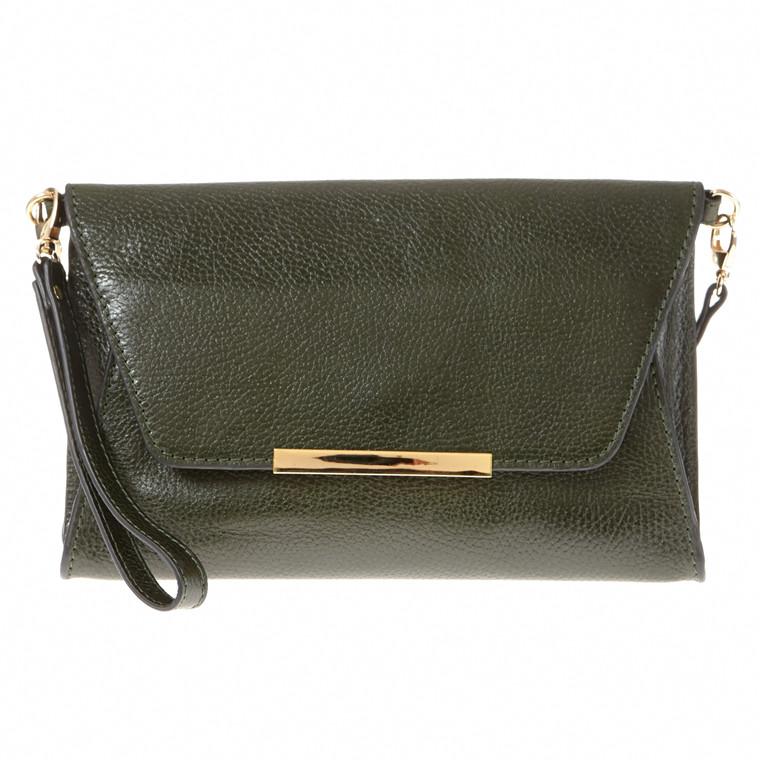 Belsac kuverttaske med aftagelig rem