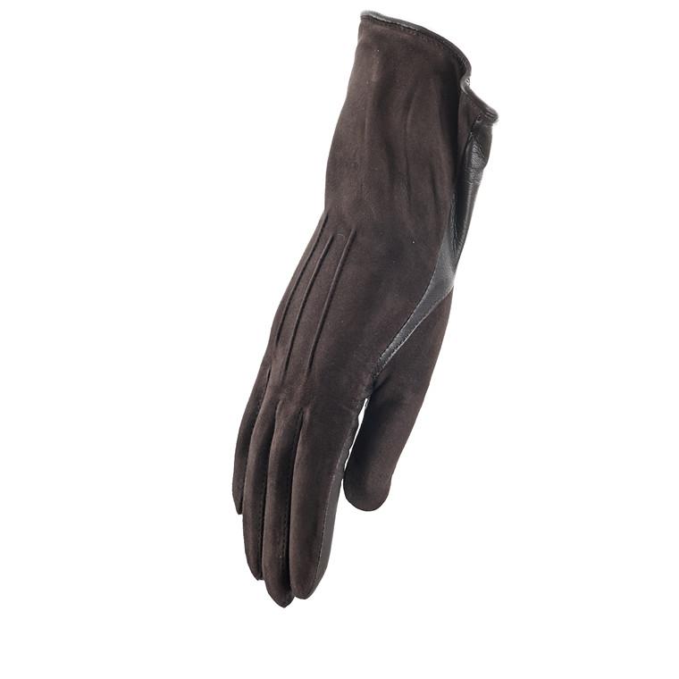 Belsac dame handske 3 Denter i ruskind