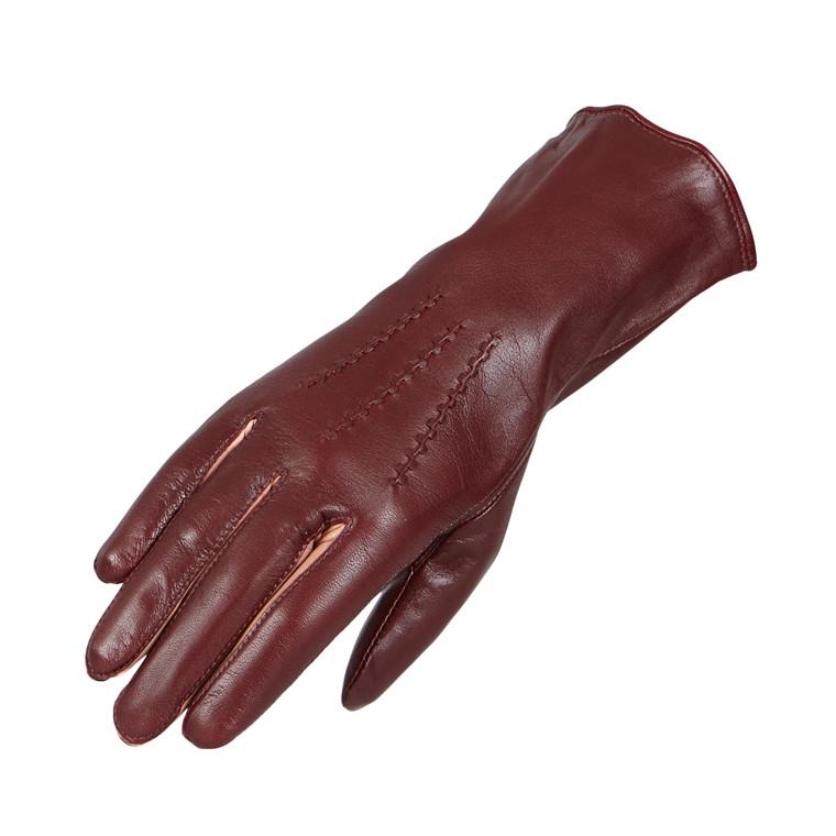 Belsac  lammeskinds handske med fleece foer