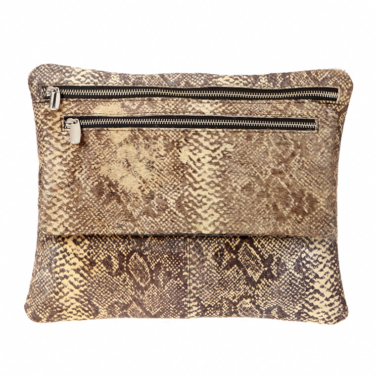 Depeche crossover bag med Snake look