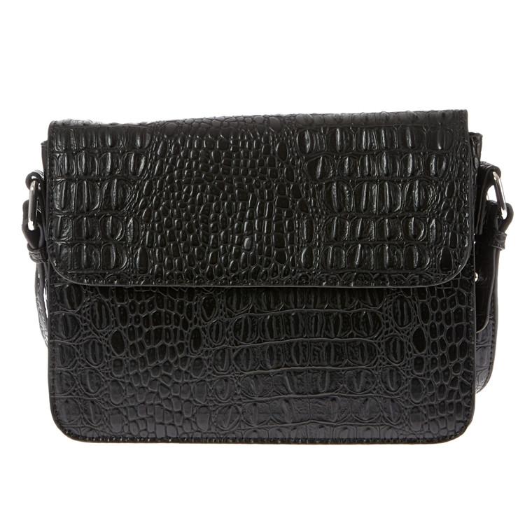 Erbs Lily crossbody taske med crocopræg