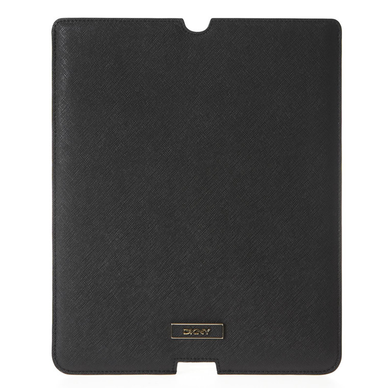 DKNY Saffiano iPad cover