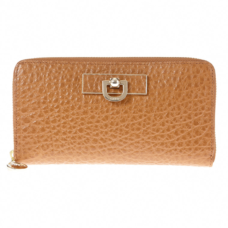 DKNY French grain wallet