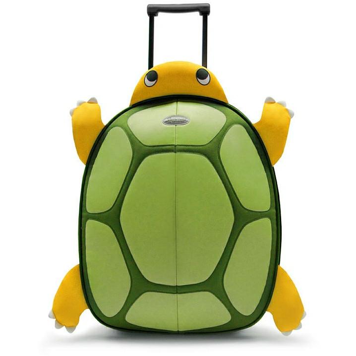 Samsonite Sammies Børnekuffert Turtle