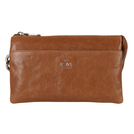 Adax Salerno skind clutch