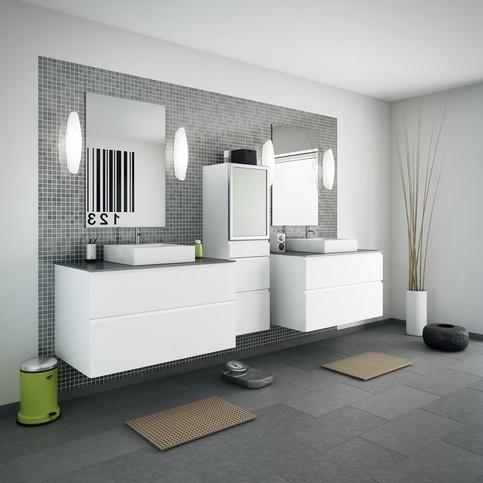 Bad galleri - Inspiration til dit badeværelse - kitchn.dk