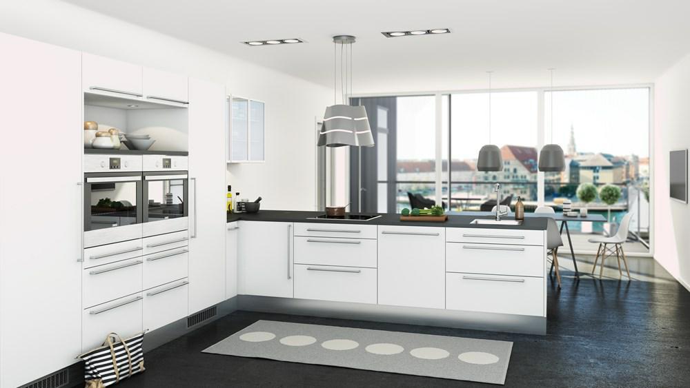 Køkken inspiration - Få inspiration til lækkert køkkendesign