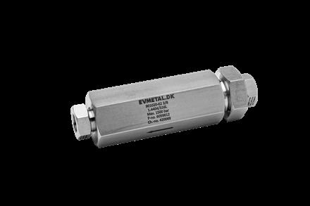 901020-62 Check valve