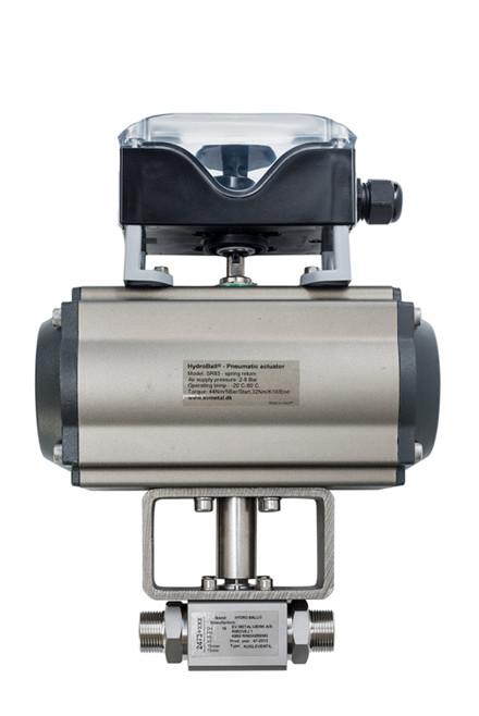 Hydro Ball ball valves serie RR64