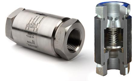 Hydro Ball check valves