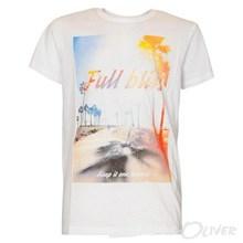 24016395 Outfitters Nation Ofnira T-shirt HVID