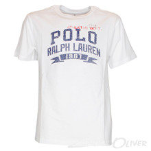 B10XZ751 Ralph Lauren T-shirt print HVID