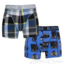 B153231-502072 Petrol Boys shorts  BLÅ