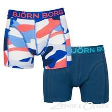 146202-502072 Björn Borg Tights BLÅ