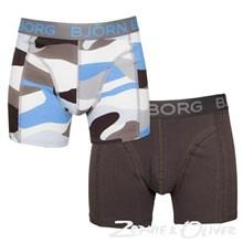 146202-502072 Björn Borg Tights SORT