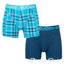 146182-502072 Björn Borg Tights BLÅ