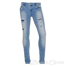 2160816 Hound Xtra Slim jeans BLÅ