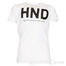 2150100  Hound T-shirt HVID