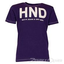 2150100  Hound T-shirt LILLA
