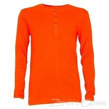 2990010-1 Hound Granddad T-shirt ORANGE