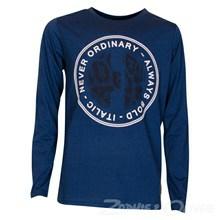 2151020 Hound L/Æ T-shirt BLÅ