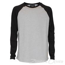2160832 Hound T-shirt L/Æ GRÅ
