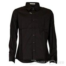 2151207 Hound Superior Skjorte SORT