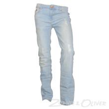 13138 Costbart Enrico Slidte Jeans LYS BLÅ