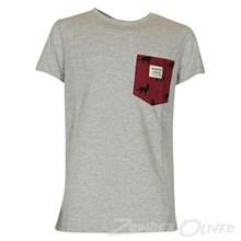 11903 Costbart Ebbe T-shirt GRÅ