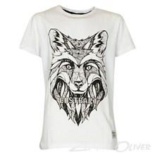 11906 Costbart Emilio T-shirt HVID