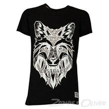11906 Costbart Emilio T-shirt SORT
