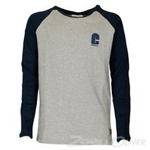 11909 Costbart Eigil T-shirt GRÅ