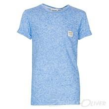 12047 Costbart Field T-shirt BLÅ