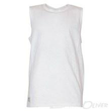 12661 Costbart Matis T-shirt u/æ HVID