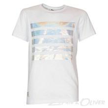 12658 Costbart Mathias T-shirt  HVID