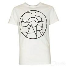 12760 Costbart Norton T-Shirt Off white