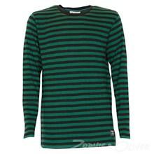 12768 Costbart Norris l/æ T-shirt  STRIBET
