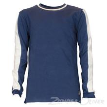 13056 Costbart Rolf T-shirt L/Æ MARINE