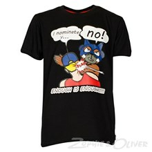 4510204 DWG T-shirt SORT