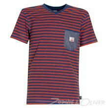 4502009 DWG Jack 009 T-shirt RØD