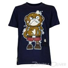 4410112 DWG Galten112 T-shirt MARINE