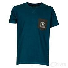 4410125 DWG Karise125 T-shirt BLÅ