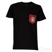 4410125 DWG Karise125 T-shirt SORT