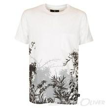 4410127 DWG Karise127 T-shirt HVID