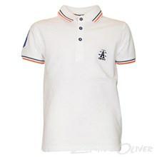 4604353 DWG Rafi 353 T-shirt  HVID