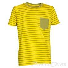 4603401 DWG Akon 401 T-shirt GUL